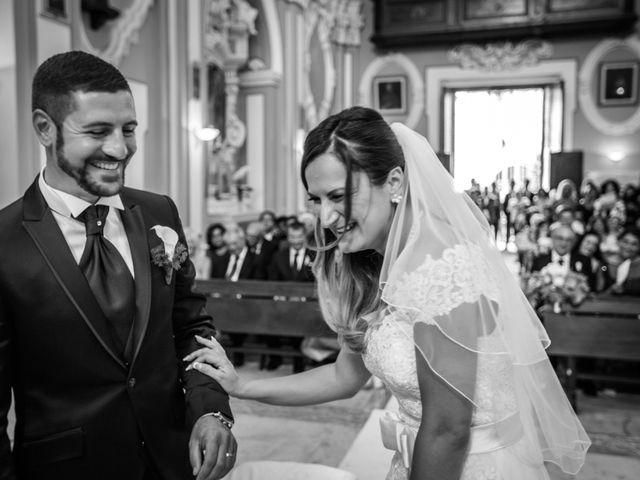 Il matrimonio di Carmine e Rosanna a Melizzano, Benevento 28