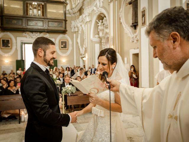 Il matrimonio di Carmine e Rosanna a Melizzano, Benevento 30