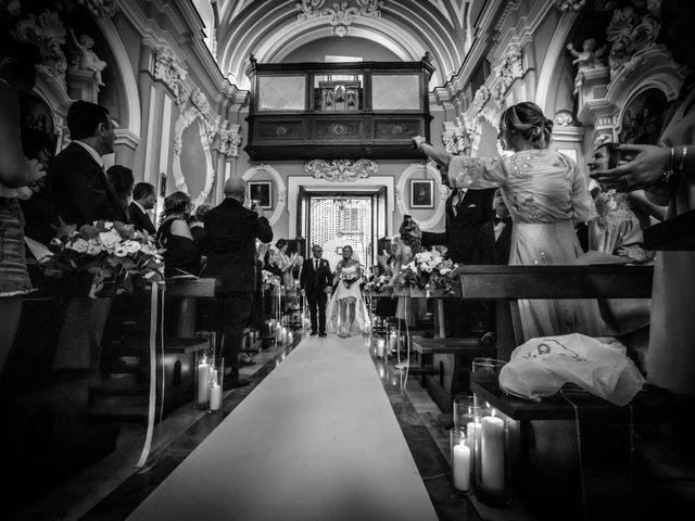 Il matrimonio di Carmine e Rosanna a Melizzano, Benevento 35