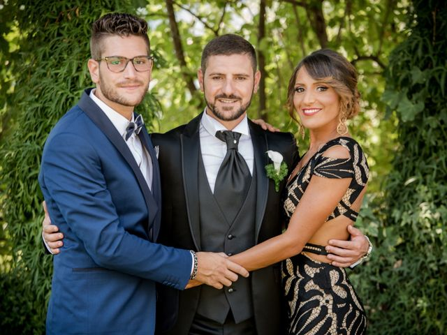Il matrimonio di Carmine e Rosanna a Melizzano, Benevento 38