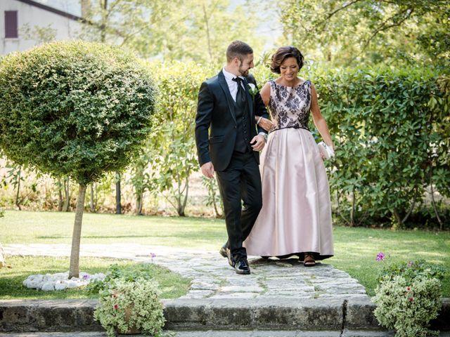 Il matrimonio di Carmine e Rosanna a Melizzano, Benevento 39