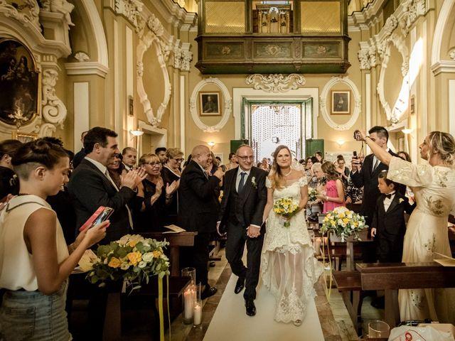 Il matrimonio di Carmine e Rosanna a Melizzano, Benevento 42
