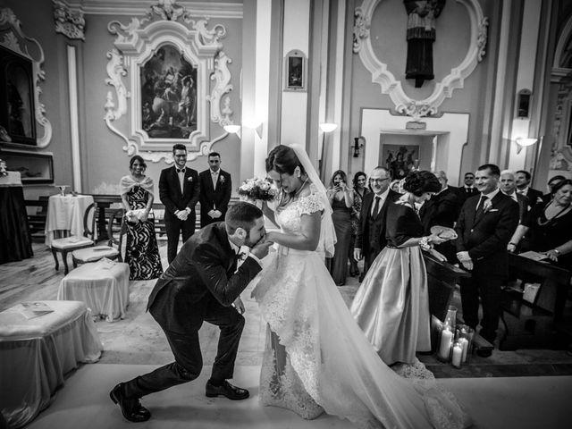 Il matrimonio di Carmine e Rosanna a Melizzano, Benevento 43