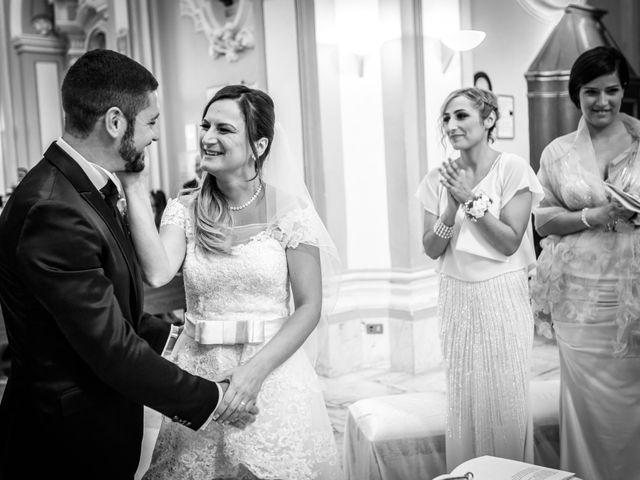 Il matrimonio di Carmine e Rosanna a Melizzano, Benevento 48