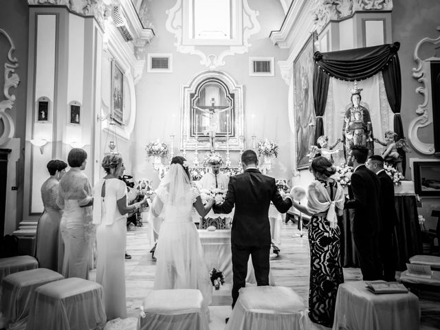 Il matrimonio di Carmine e Rosanna a Melizzano, Benevento 50