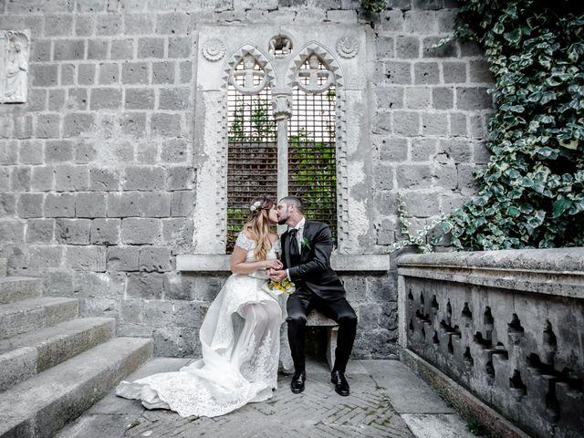 Il matrimonio di Carmine e Rosanna a Melizzano, Benevento 55