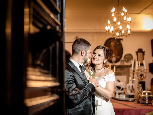 Il matrimonio di Carmine e Rosanna a Melizzano, Benevento 58