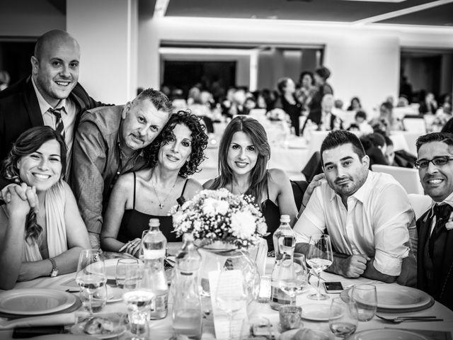 Il matrimonio di Carmine e Rosanna a Melizzano, Benevento 63