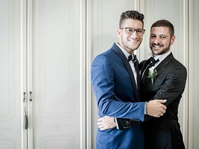 Il matrimonio di Carmine e Rosanna a Melizzano, Benevento 92