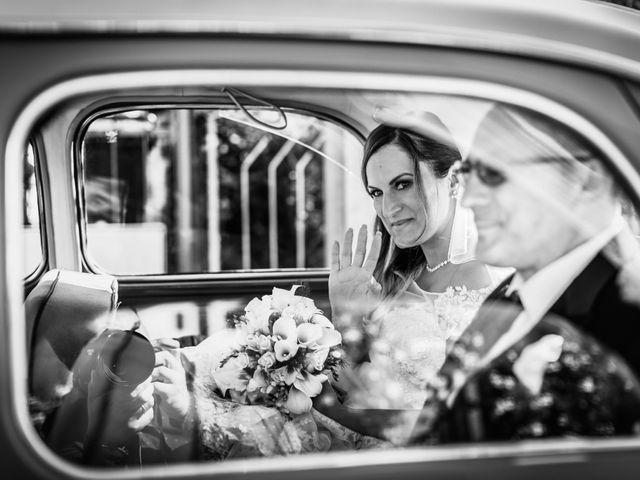 Il matrimonio di Carmine e Rosanna a Melizzano, Benevento 105