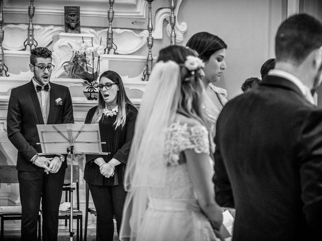 Il matrimonio di Carmine e Rosanna a Melizzano, Benevento 114