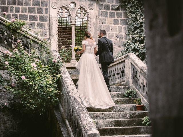 Il matrimonio di Carmine e Rosanna a Melizzano, Benevento 115