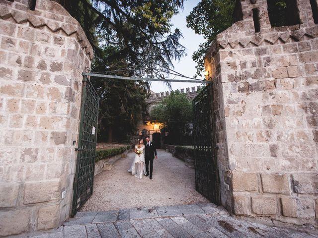 Il matrimonio di Carmine e Rosanna a Melizzano, Benevento 117