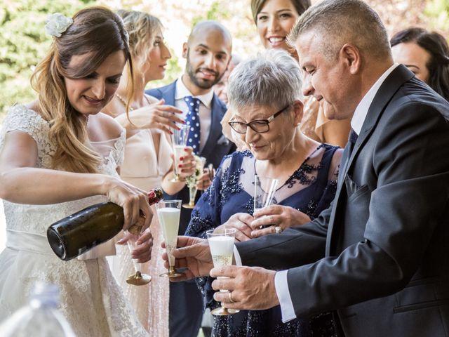 Il matrimonio di Carmine e Rosanna a Melizzano, Benevento 140