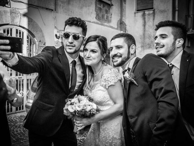 Il matrimonio di Carmine e Rosanna a Melizzano, Benevento 146