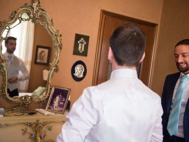 Il matrimonio di Gabriele e Chiara a Cantello, Varese 8