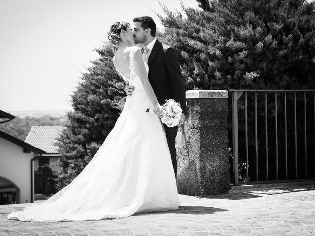 Il matrimonio di Gabriele e Chiara a Cantello, Varese 1
