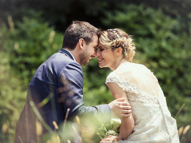 Il matrimonio di Gabriele e Chiara a Cantello, Varese 2