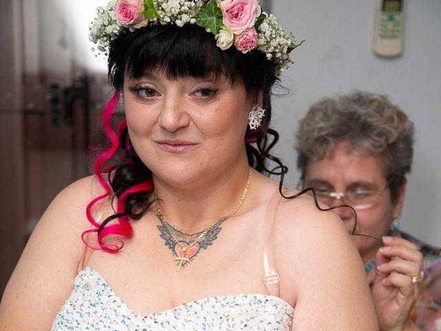 Il matrimonio di Emanuele e Liana a Azzano Mella, Brescia 43