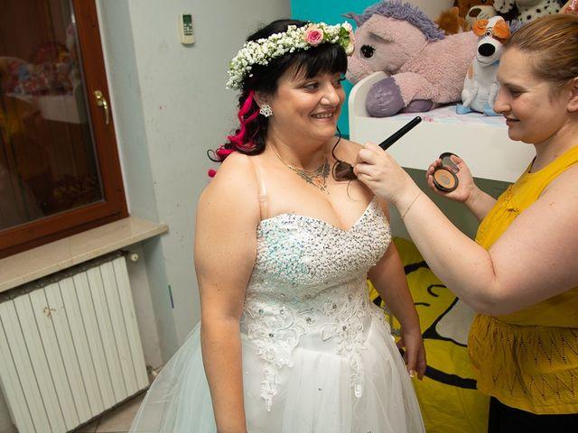 Il matrimonio di Emanuele e Liana a Azzano Mella, Brescia 46