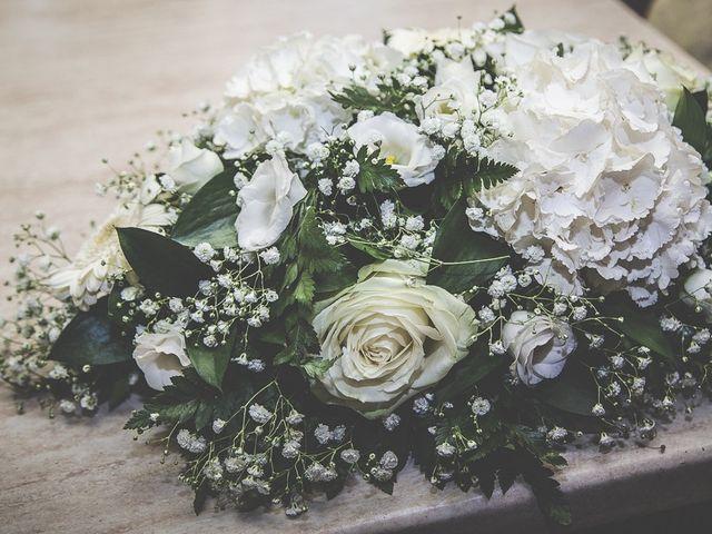 Il matrimonio di Emanuele e Liana a Azzano Mella, Brescia 49