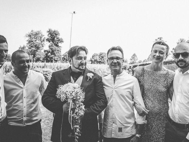 Il matrimonio di Emanuele e Liana a Azzano Mella, Brescia 58