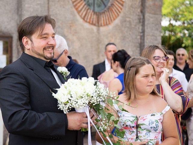 Il matrimonio di Emanuele e Liana a Azzano Mella, Brescia 60
