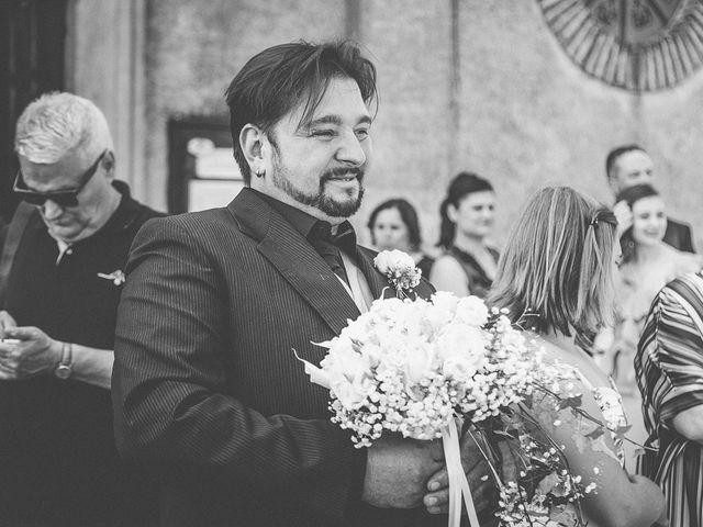 Il matrimonio di Emanuele e Liana a Azzano Mella, Brescia 61