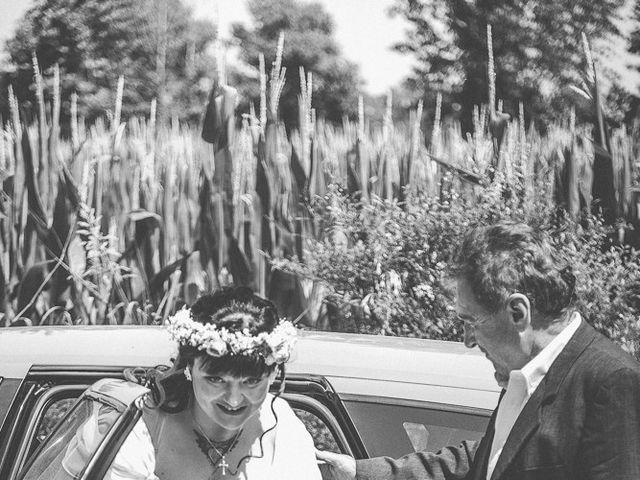 Il matrimonio di Emanuele e Liana a Azzano Mella, Brescia 62