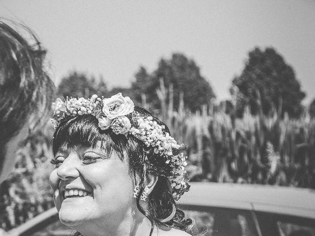 Il matrimonio di Emanuele e Liana a Azzano Mella, Brescia 64