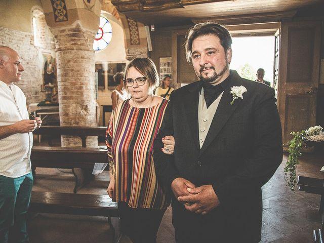 Il matrimonio di Emanuele e Liana a Azzano Mella, Brescia 65