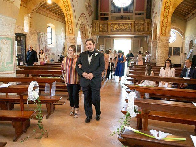 Il matrimonio di Emanuele e Liana a Azzano Mella, Brescia 66