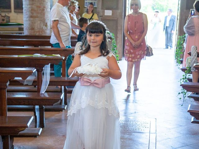Il matrimonio di Emanuele e Liana a Azzano Mella, Brescia 67