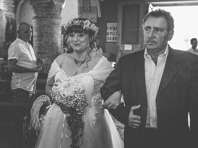 Il matrimonio di Emanuele e Liana a Azzano Mella, Brescia 70