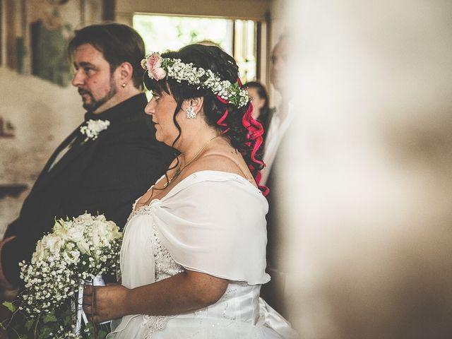 Il matrimonio di Emanuele e Liana a Azzano Mella, Brescia 72