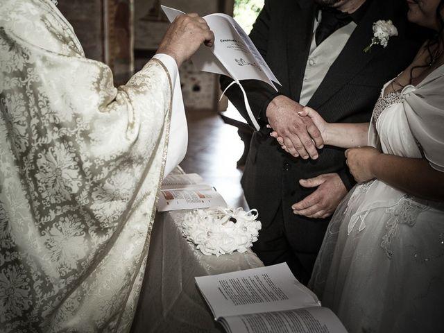 Il matrimonio di Emanuele e Liana a Azzano Mella, Brescia 74