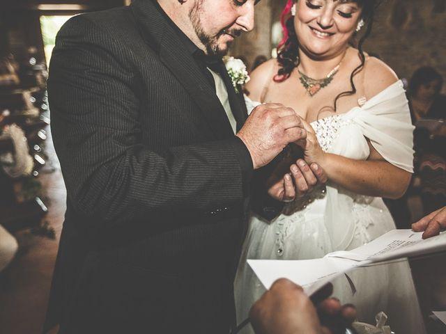 Il matrimonio di Emanuele e Liana a Azzano Mella, Brescia 76