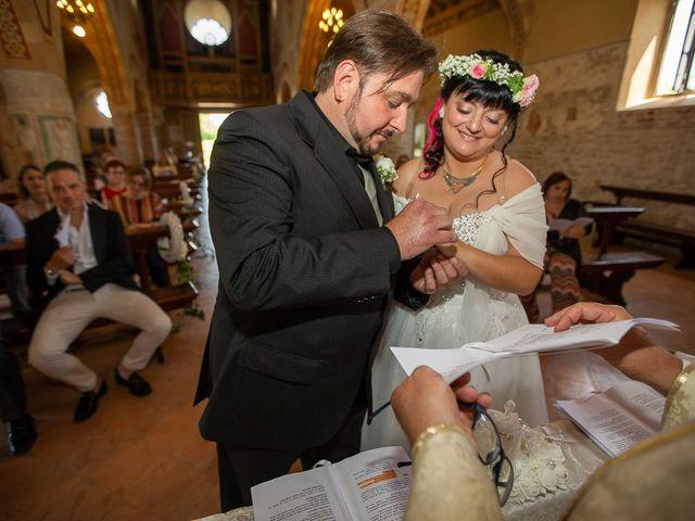 Il matrimonio di Emanuele e Liana a Azzano Mella, Brescia 77