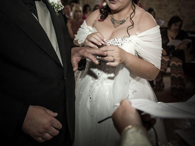 Il matrimonio di Emanuele e Liana a Azzano Mella, Brescia 79
