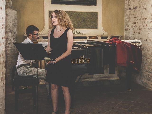 Il matrimonio di Emanuele e Liana a Azzano Mella, Brescia 81