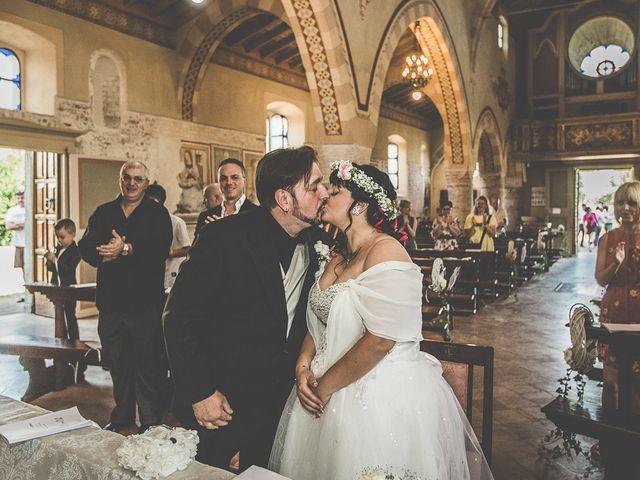 Il matrimonio di Emanuele e Liana a Azzano Mella, Brescia 84