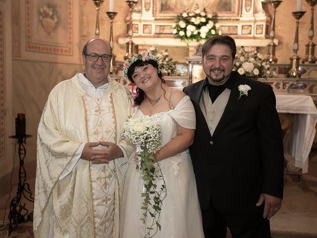 Il matrimonio di Emanuele e Liana a Azzano Mella, Brescia 86