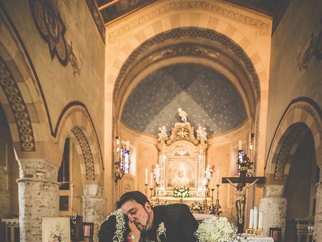 Il matrimonio di Emanuele e Liana a Azzano Mella, Brescia 88