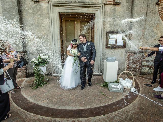 Il matrimonio di Emanuele e Liana a Azzano Mella, Brescia 90