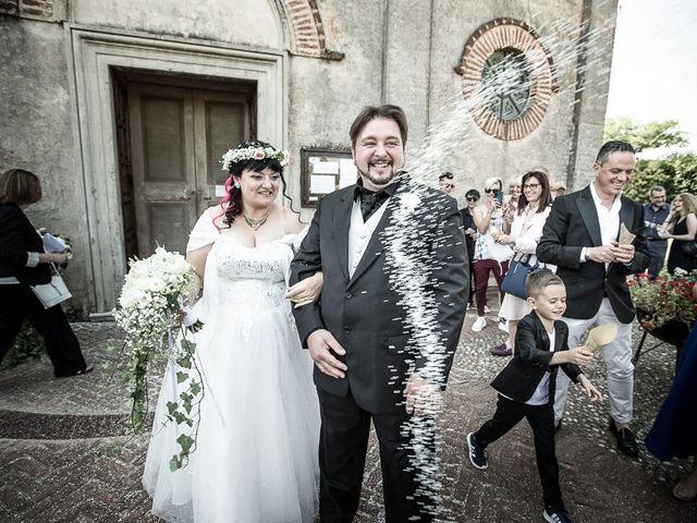 Il matrimonio di Emanuele e Liana a Azzano Mella, Brescia 92
