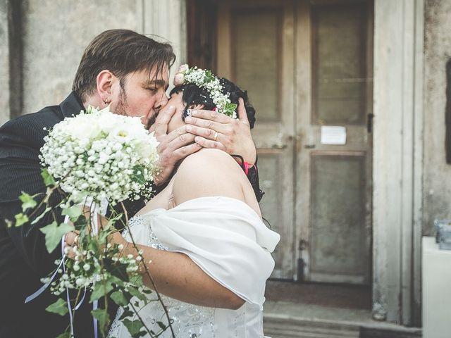 Il matrimonio di Emanuele e Liana a Azzano Mella, Brescia 96
