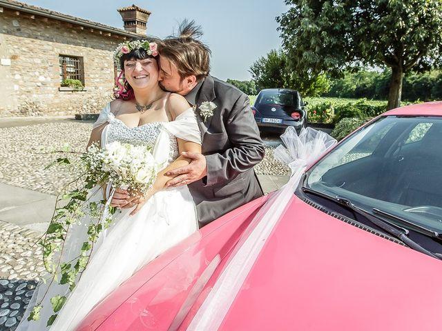 Il matrimonio di Emanuele e Liana a Azzano Mella, Brescia 97