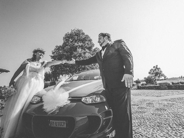 Il matrimonio di Emanuele e Liana a Azzano Mella, Brescia 98