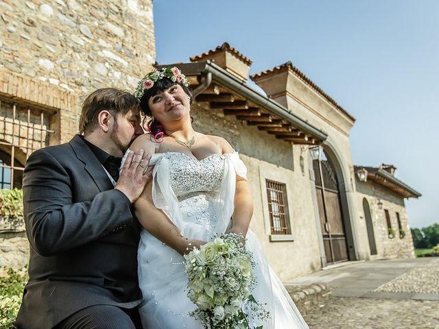 Il matrimonio di Emanuele e Liana a Azzano Mella, Brescia 100