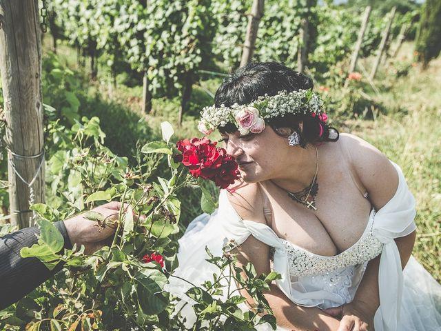 Il matrimonio di Emanuele e Liana a Azzano Mella, Brescia 102